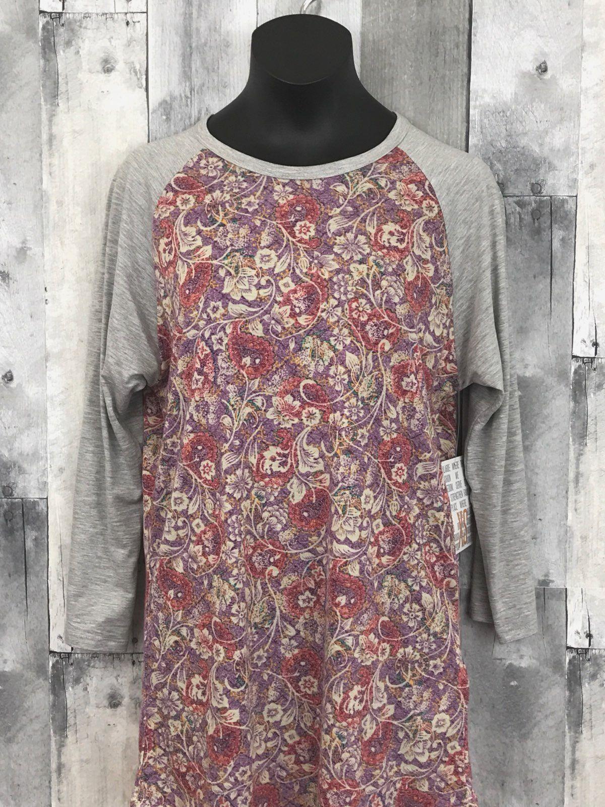 XS LulaRoe Randy, Rayon Blend Floral NWT - Mercari: BUY & SELL THINGS YOU LOVE