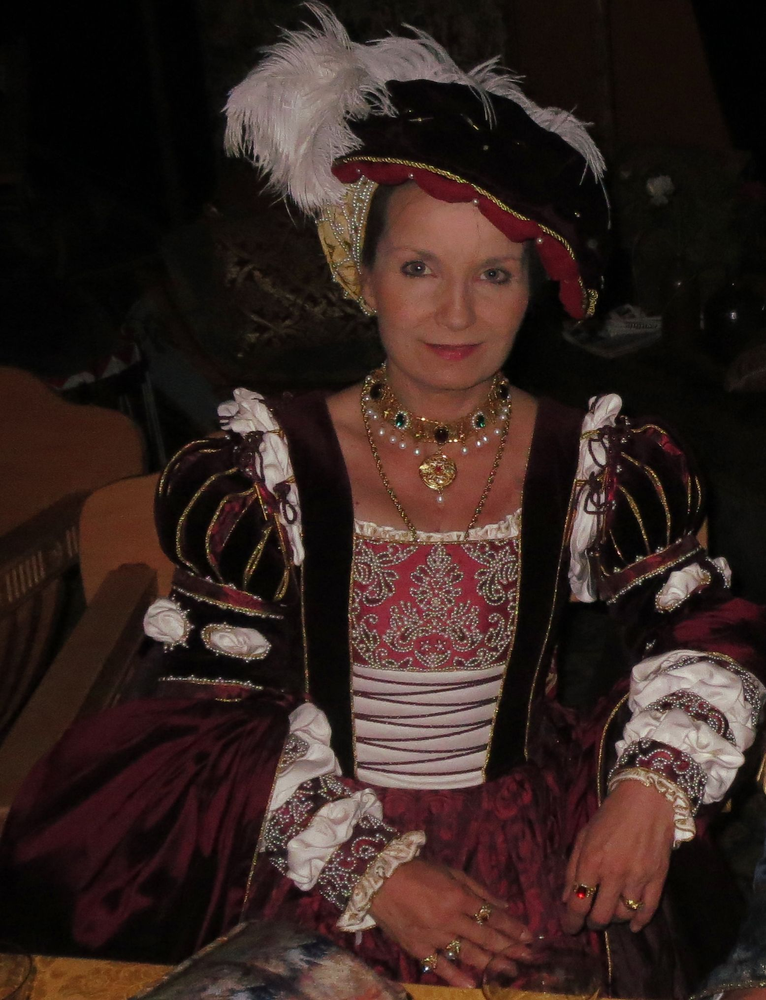Luther S Wedding 2015 High Nobility In The Tent Of The Elector Of Saxony Barett Kleider