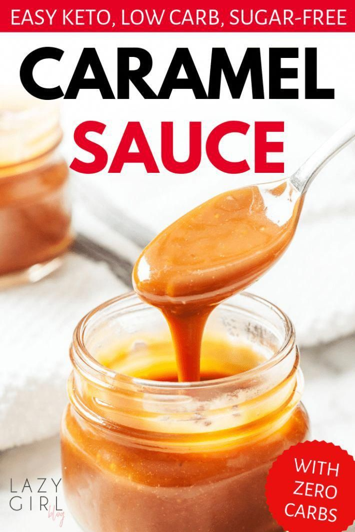 Easy Keto Caramel Sauce - Keto Brownies - Ideas of Keto Brownies -   Lazy Girl:Easy Keto Caramel Sa
