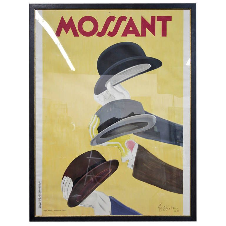 Moussant\