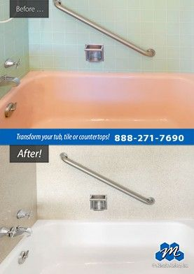 Dont Replace Refinish Bathtub Refinishing Do You Need To - Bathroom tub refinishing
