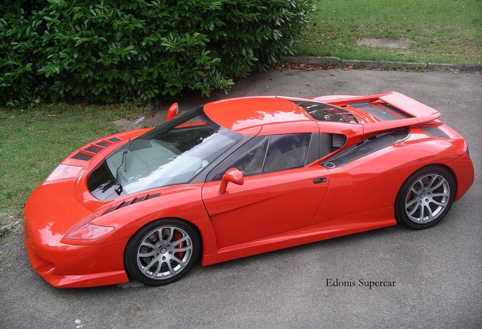 Edonis Supercar Super Cars Sports Cars Car Brands