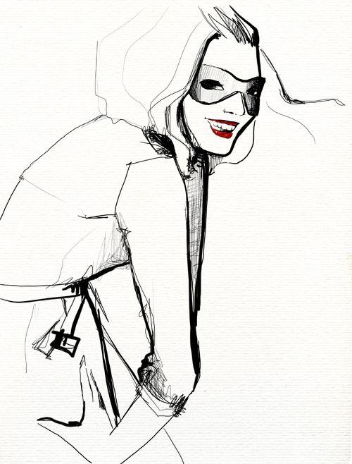 Garance Doré - Vogue, Bal Masqué