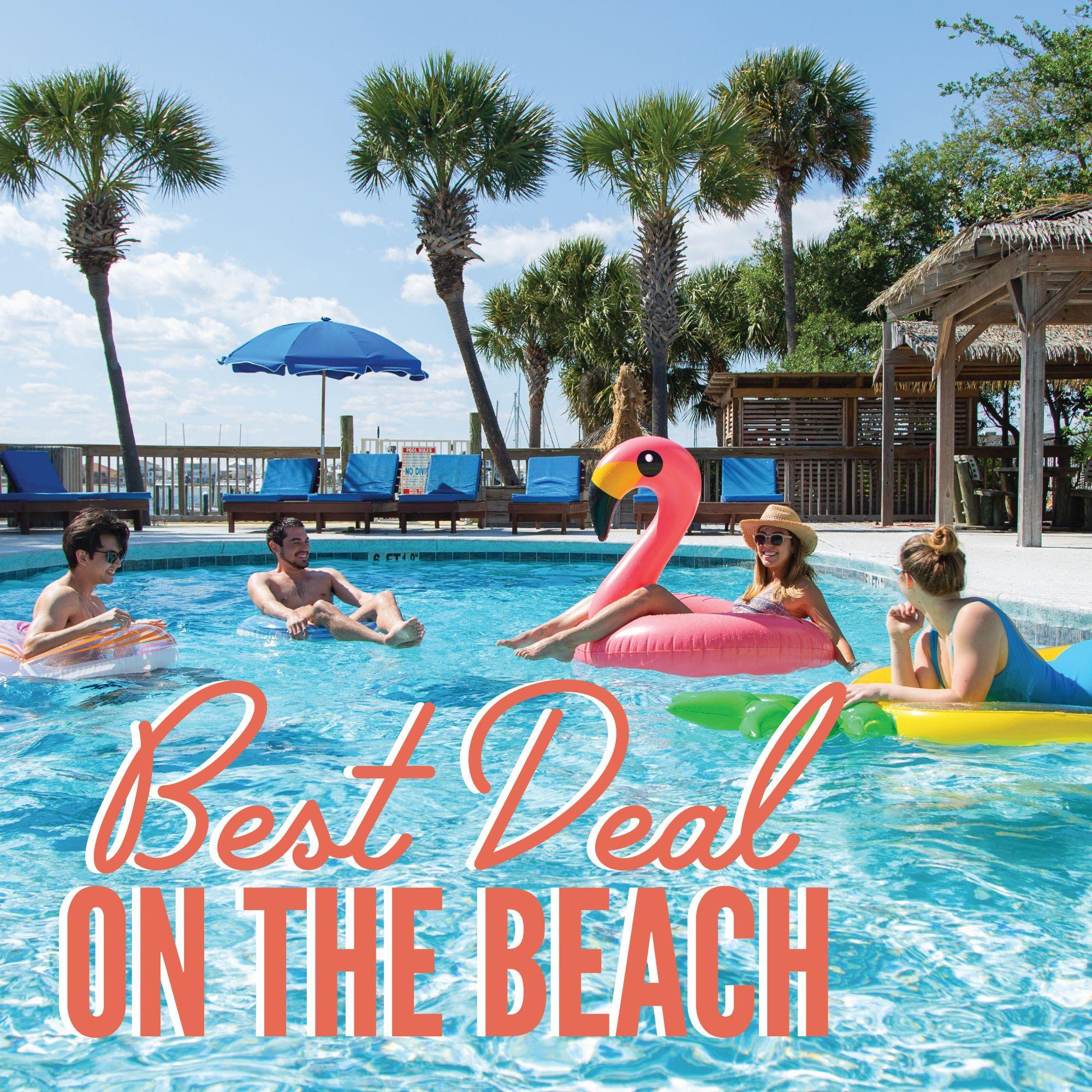 Best Deal On The Beach Surf Sand Florida Vacation Spots Restaurant On The Beach Pensacola Beach