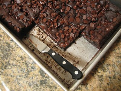 Baking, domesticity, and all things mini: Chocolate pudding dump cake