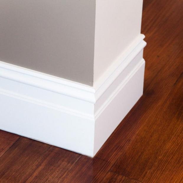 Mdf 0221a 9 16in X 3 1 4in X 1ft Base In 2020 Baseboard Styles Baseboard Trim Moldings And Trim