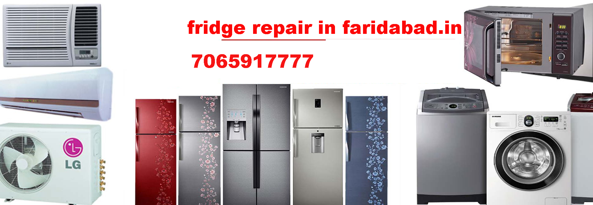 Fridge Repair In Faridabad Home Liance Washing Machine Service Refrigerator Microwave