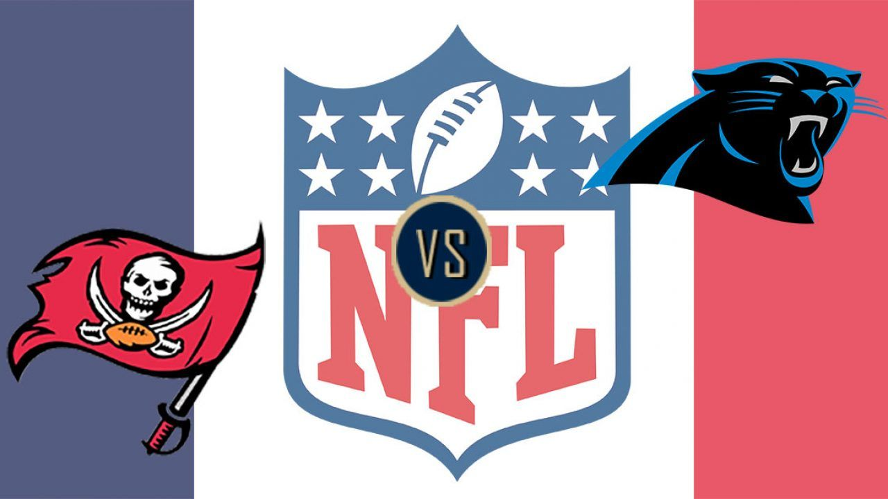 NFL Buccaneers vs. Panthers LIVE TOMORROW (Friday