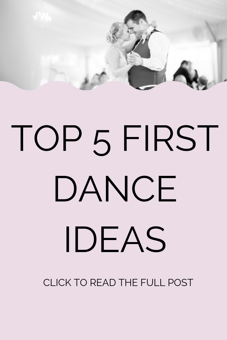 Top 5 First Dance Ideas in 2020 Wedding songs, Full
