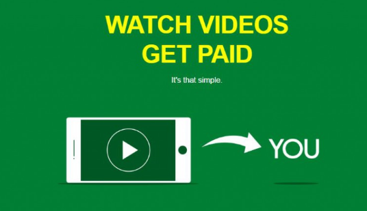 ways to get paid to watch videos youtube movies tv commercials