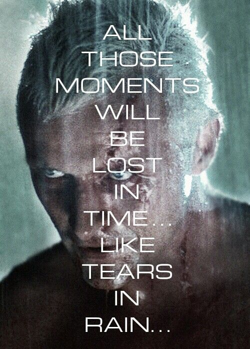 """I think it's stupid to suggest that Deckert could be a 'Replicant'. All of the the skin-jobs are """"more human than human"""". That is why it's so sad. Blade Runner <3"""