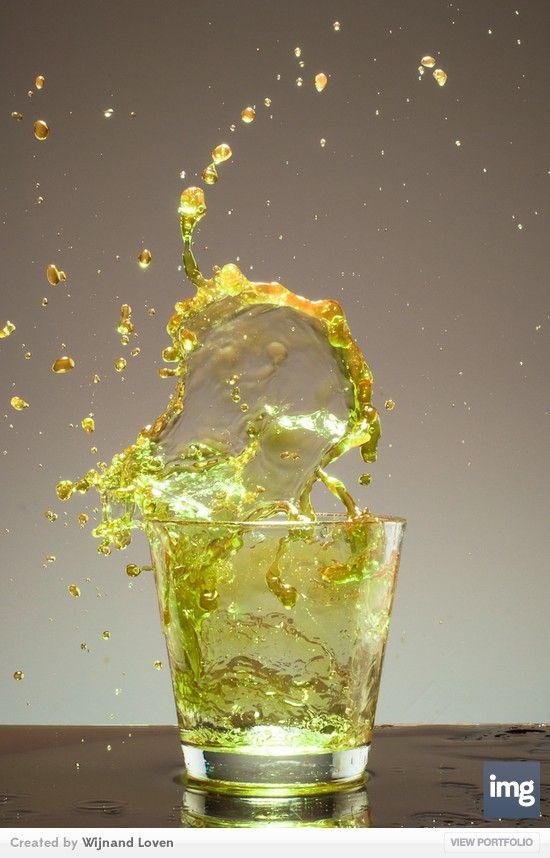 Potent drink