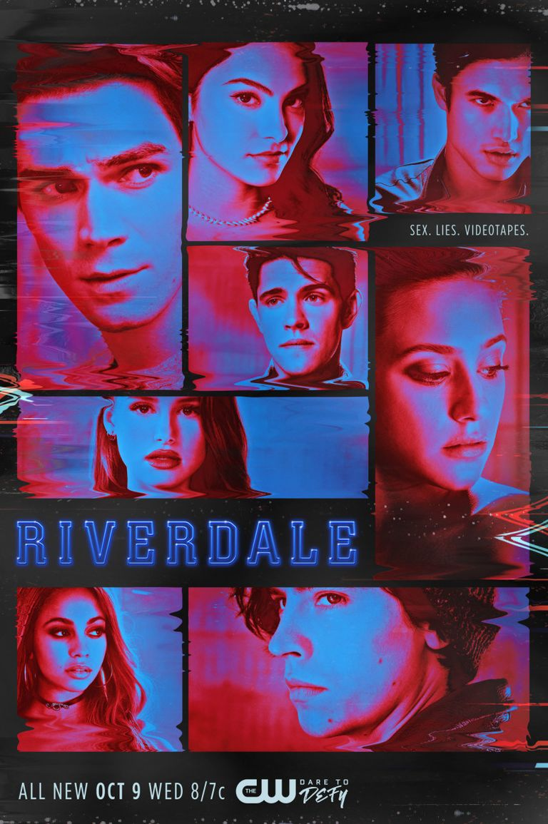Riverdale Season 4 Poster Gives Fans Hints On What To Expect Riverdale Poster Watch Riverdale Riverdale