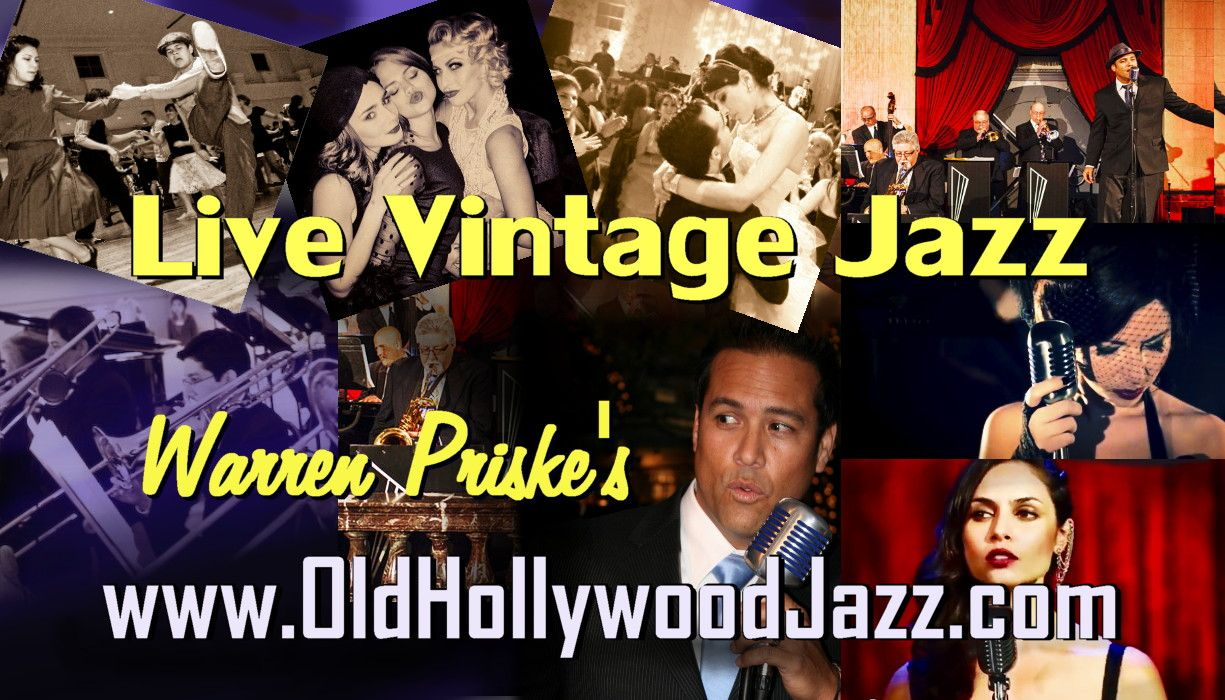 San Francisco Jazz Bands For Hire 1920s 1930s 1940s Specializing In Vintage Band Swing From The Golden Era Of Music