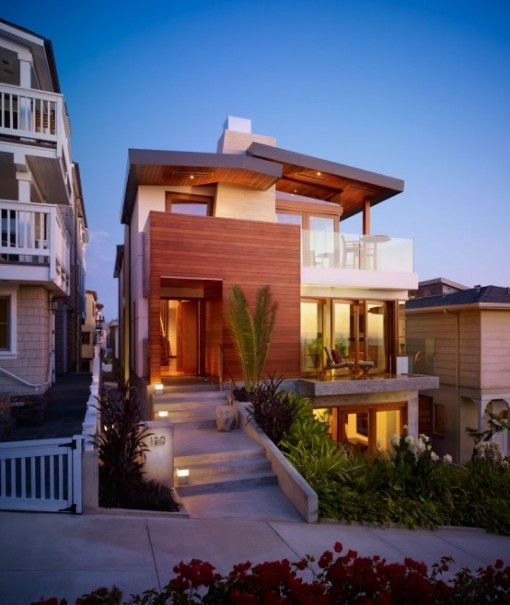 Modern tropical house designs front view also architecture pinterest rh