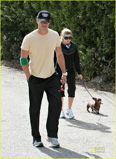 The Long and Short of it All: A Dachshund Dog News Magazine: Celebrity Dachshund Watch: Josh Duhamel and Fergie, Continued