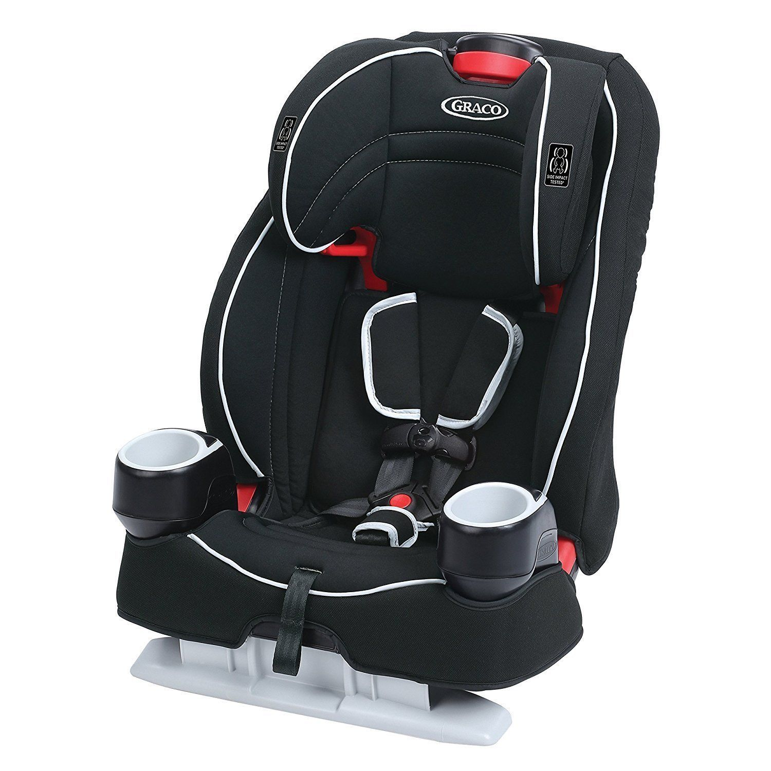 Graco high chair 4 in 1 graco atlas  glacier in harness booster car seat  products