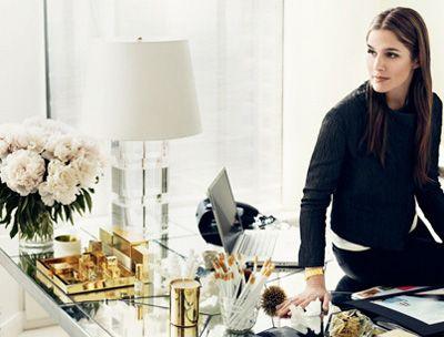 The Modern Sophisticate: Desk Lust Part Deux