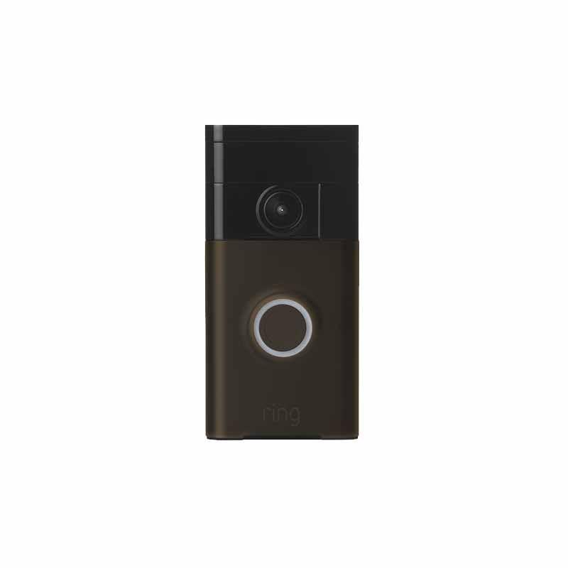Ring Video Doorbell Bronze Google Express