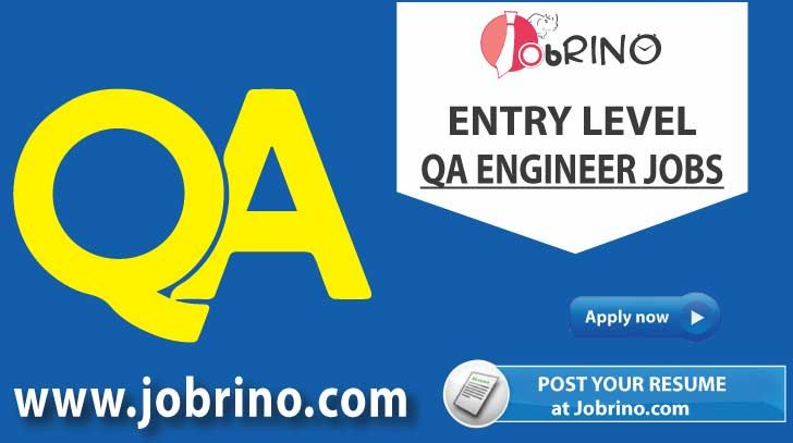 448 entry level qa engineer jobs on find