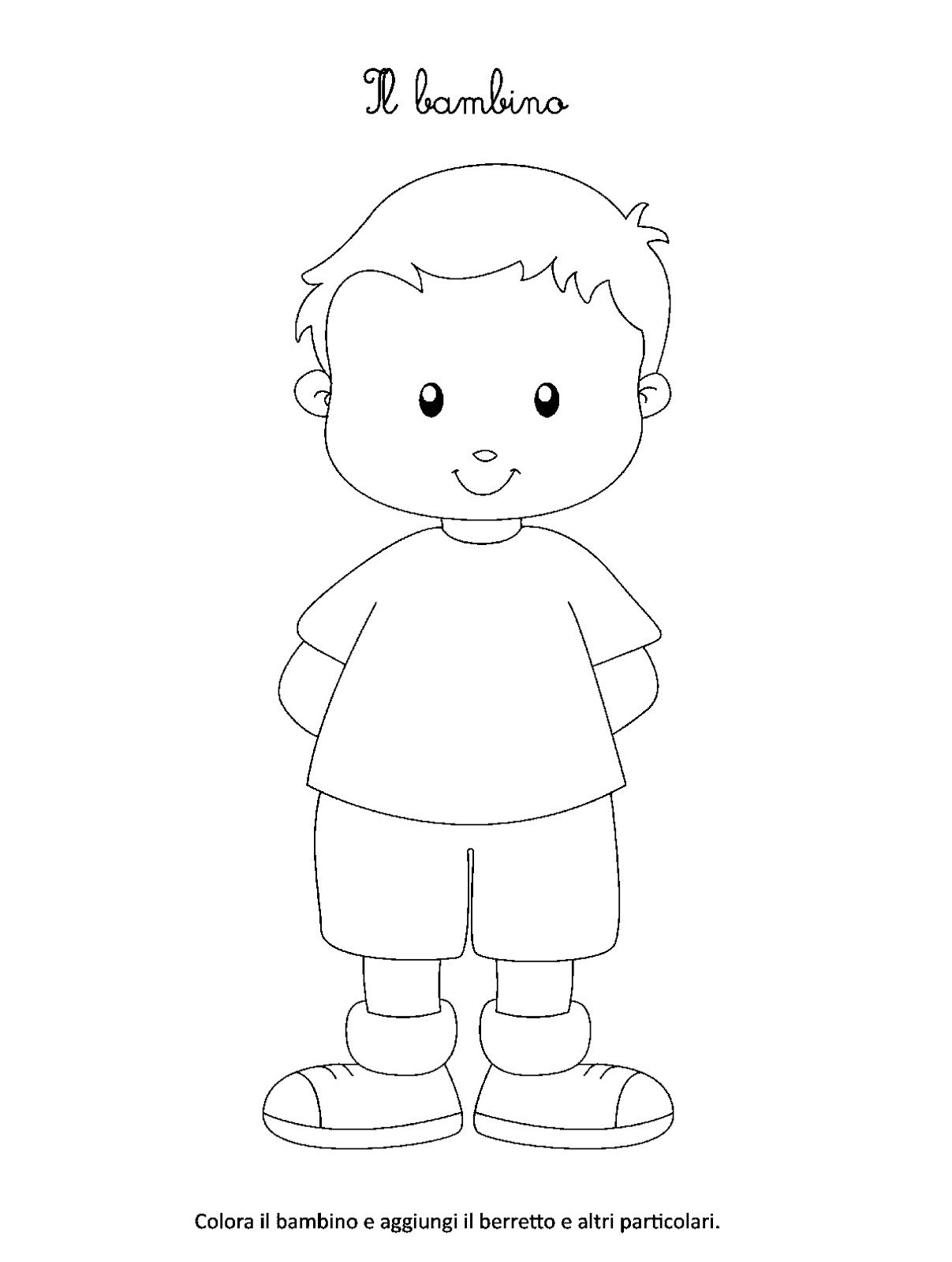 La Maestra Linda La Mia Famiglia Disegni Semplici Libri Fai Da Te Bambini Attivita Per Bambini