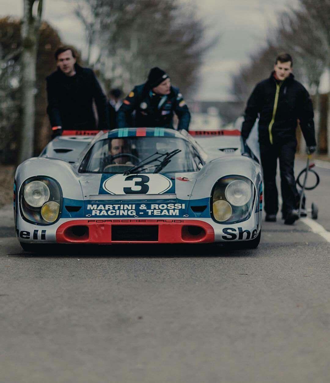 Martini Racing Porsche 917