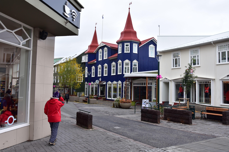 Akureiry, la capital del norte de Islandia