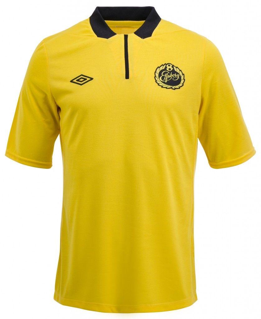 Download Elfsborg Umbro Home Shirt 2013 Shirts Sports Shirts Football Shirts