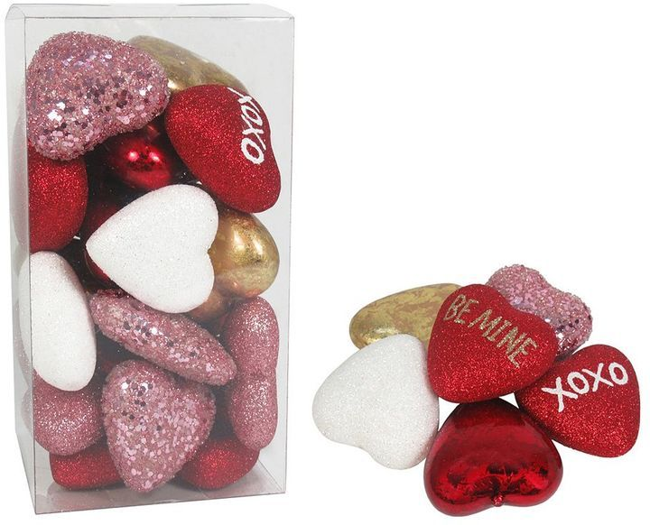 Celebrate Valentines Day Together Vase Filler 25 Piece Set