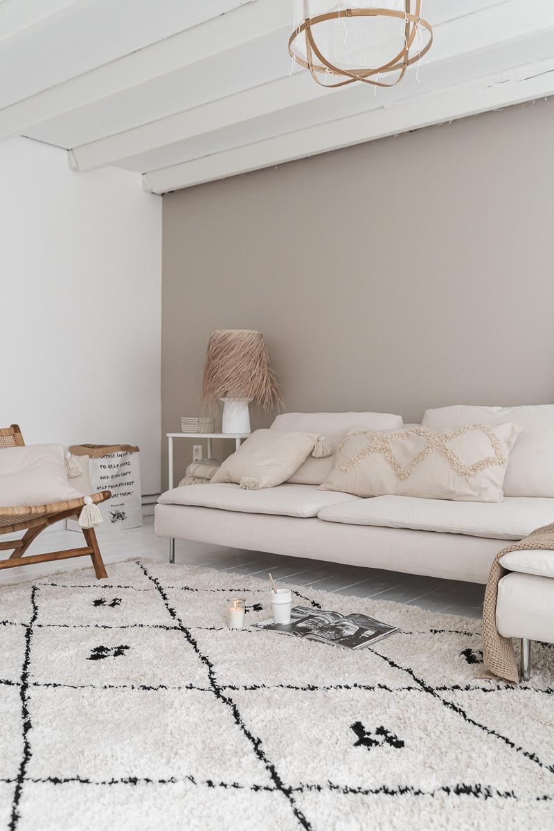 Photo of ELLE INTERIEUR – blog interior & lifestyle  #soderhamn #ikea #ikeabank