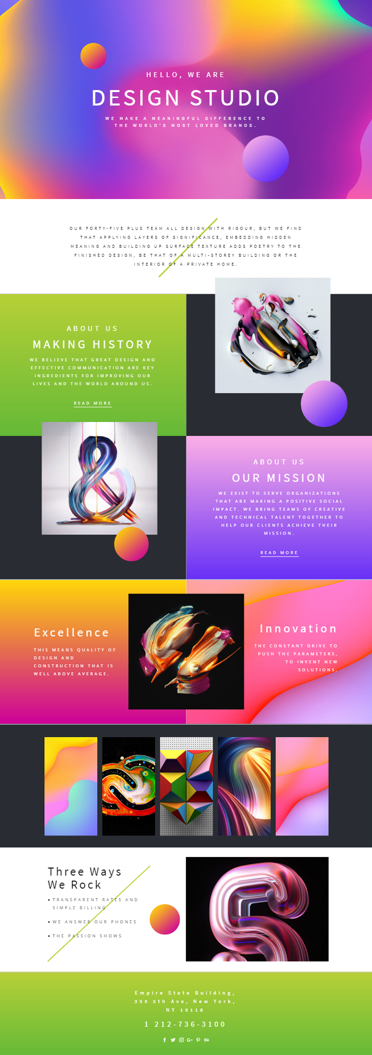 Nicepage Is A New Powerful Web Design Tool And An Easy To Use Builder For Your Websites B Web Design Inspiration Creative Web Design Tools Web Design Websites