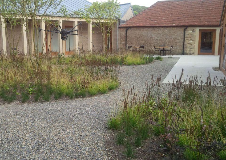Case Study Allgreen Group Landscape Design Natural Landscaping Landscape Materials