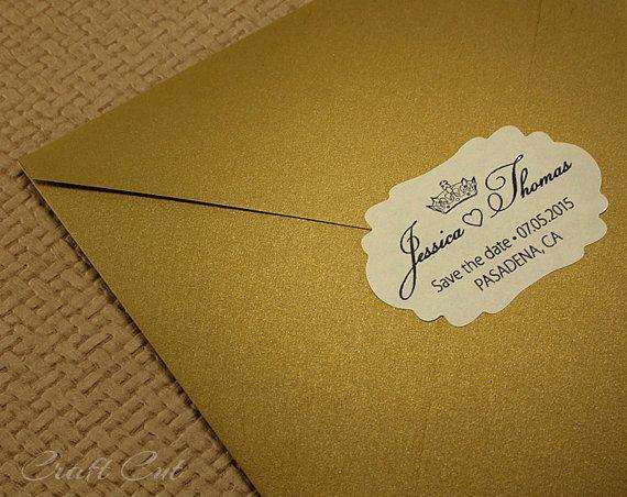 Logo Stickers For Envelopes