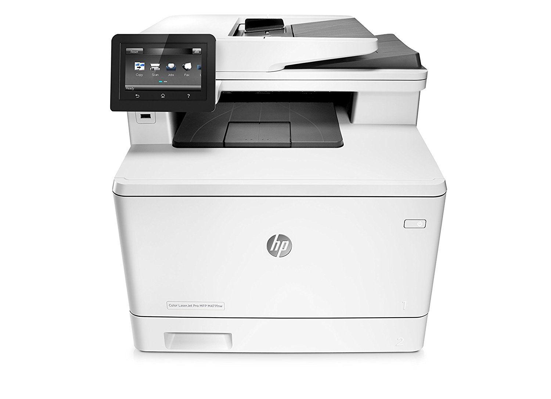 Hp Laserjet Pro M477fdw Multifunction Wireless Color Laser Printer With Duplex Printing Amazon Dash Replenishment Ready Cf379a Laser Printer Multifunction Printer Wireless Printer