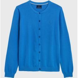 Photo of Gant Cotton Cardigan (Blue) GantGant