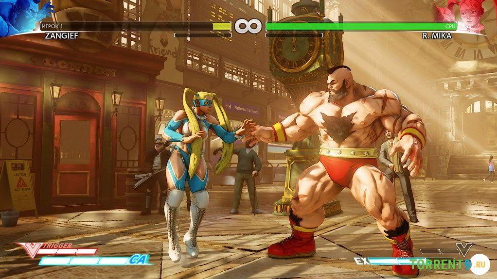 Скачать бесплатно игры на компьютер street fighter
