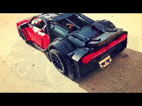 bugatti chiron lego technic moc instructions youtube lego rc technic pinterest lego. Black Bedroom Furniture Sets. Home Design Ideas