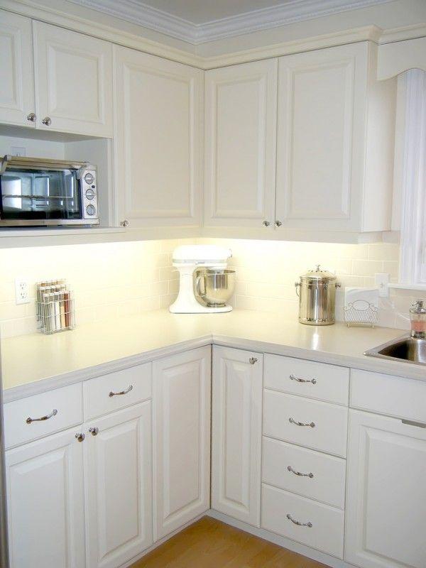 Beautiful White Kitchen Remodel Remodel Kitchen White