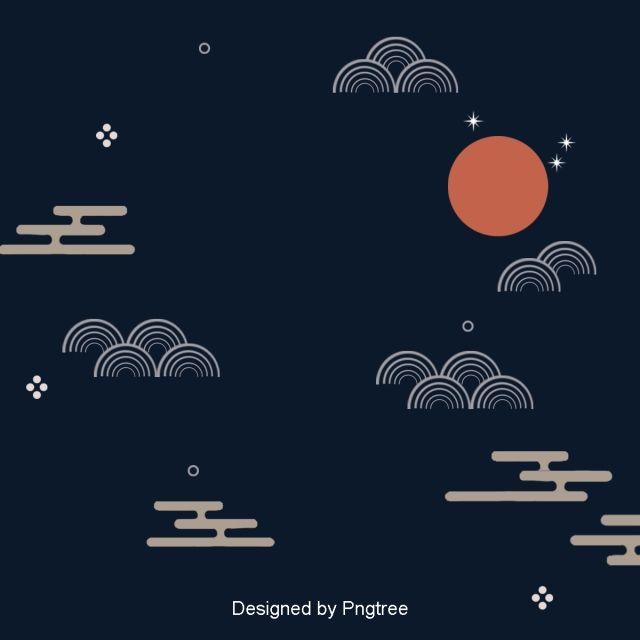 한국의 문양,전통 문양,아이디어,문양 배경,배경,전통적 배경,산,상운,해가 지다,태양,복고,전통,신년