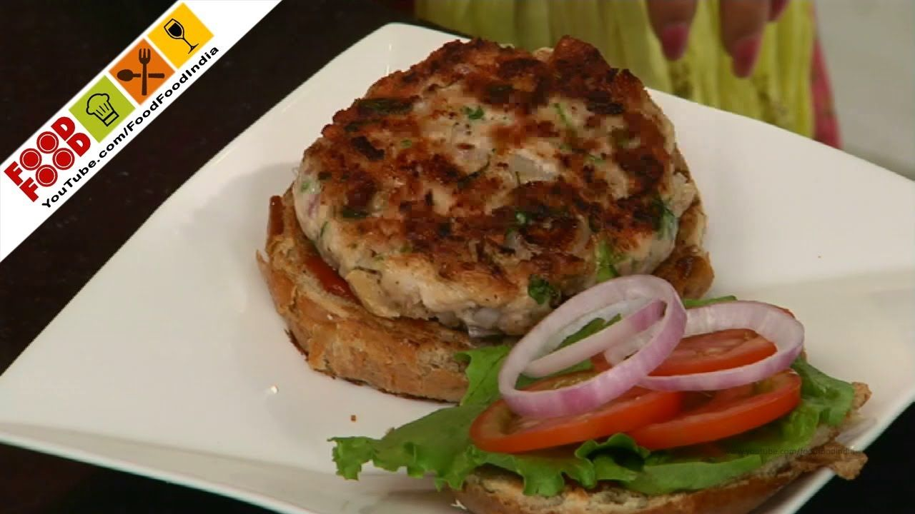 Healthy chicken burger food food india fat to fit healthy healthy chicken burger food food india fat to fit healthy recipes forumfinder Images