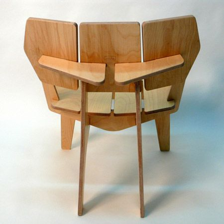 The Elephant Lounge Chair By Mediodesign Pays Homage To Two Iconic Works By  Charles And Ray Eames. Both The LCW Molded Plywood Chair And The Sculptural  ... Awesome Ideas