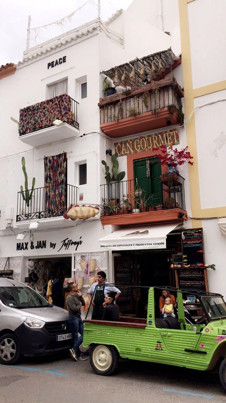 Ibiza city 💚