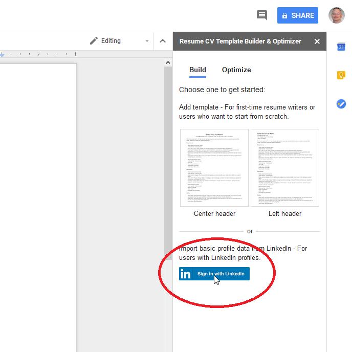 the best google docs add