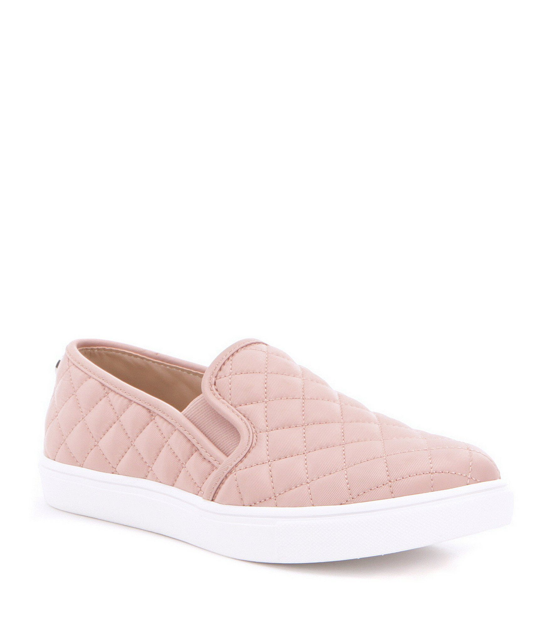 cb2fdae751d Steve Madden Ecntrcqt Quilted Nylon Sneakers at Dillards.com. Color black  size 10. The pink are cute too. I tried these on and know I need a ten they  run ...