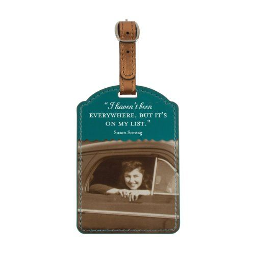 Shannon Martin Girl Designer Luggage Tag On My List >>> You can get more details by clicking on the image. Note:It is Affiliate Link to Amazon.