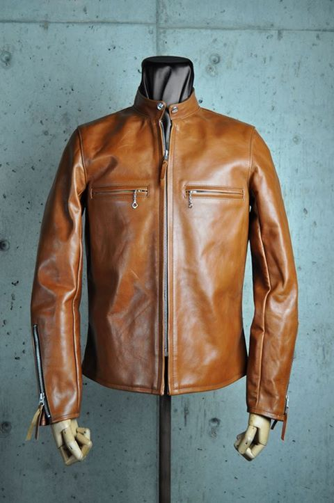 BUCO J 100 by The Real McCOY'S BJ90110 | Lederjacke männer