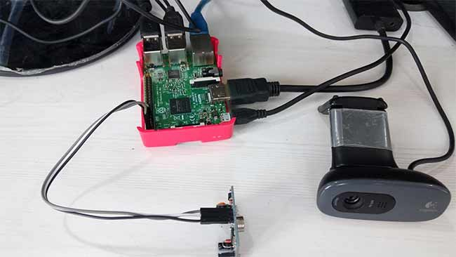 Raspberry Pi based Smart Home Security System #iot #raspberrypi ...
