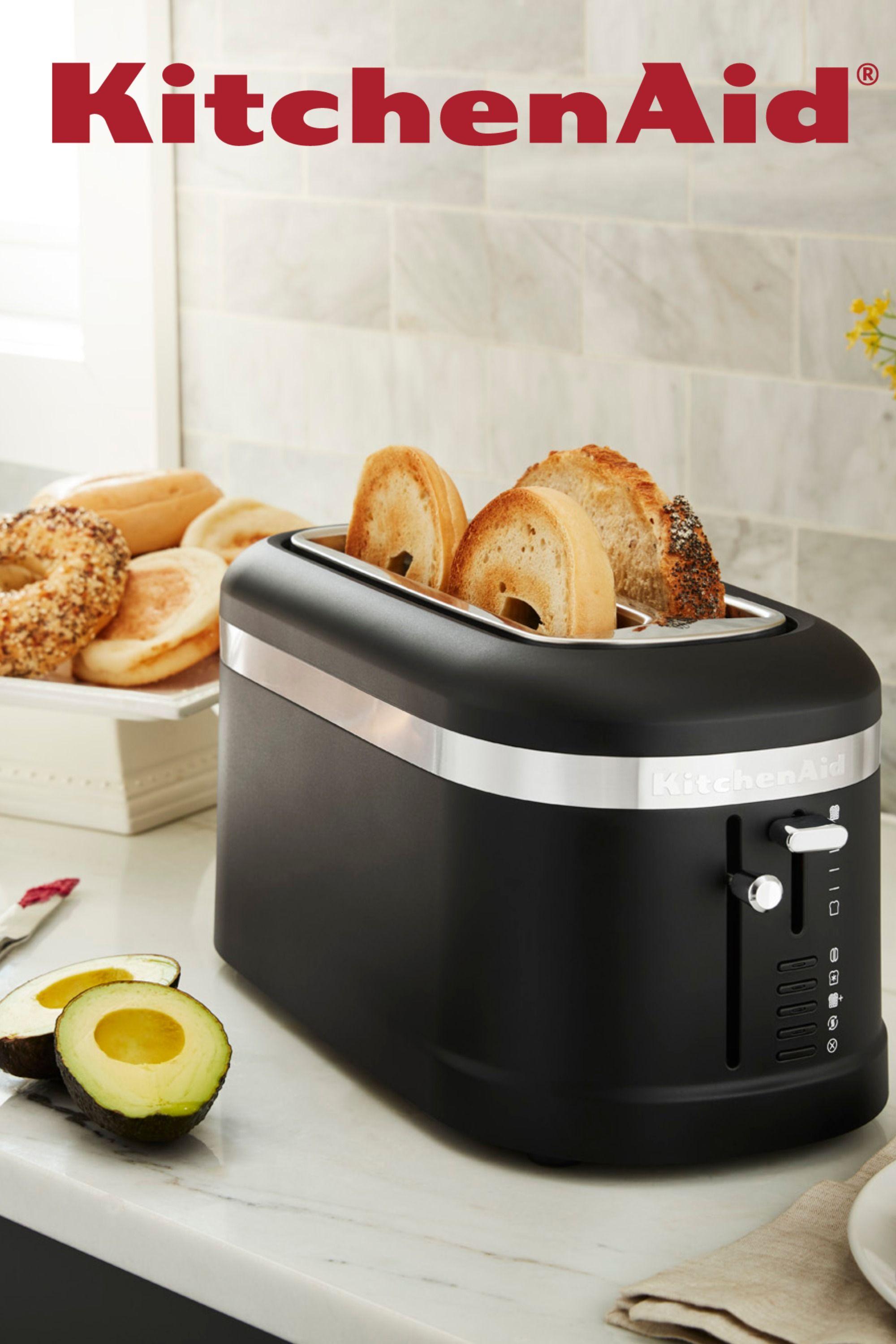 images?q=tbn:ANd9GcQh_l3eQ5xwiPy07kGEXjmjgmBKBRB7H2mRxCGhv1tFWg5c_mWT Kitchenaid Kmt4116cu 4 Slice Long Slot Toaster With High Lift Lever