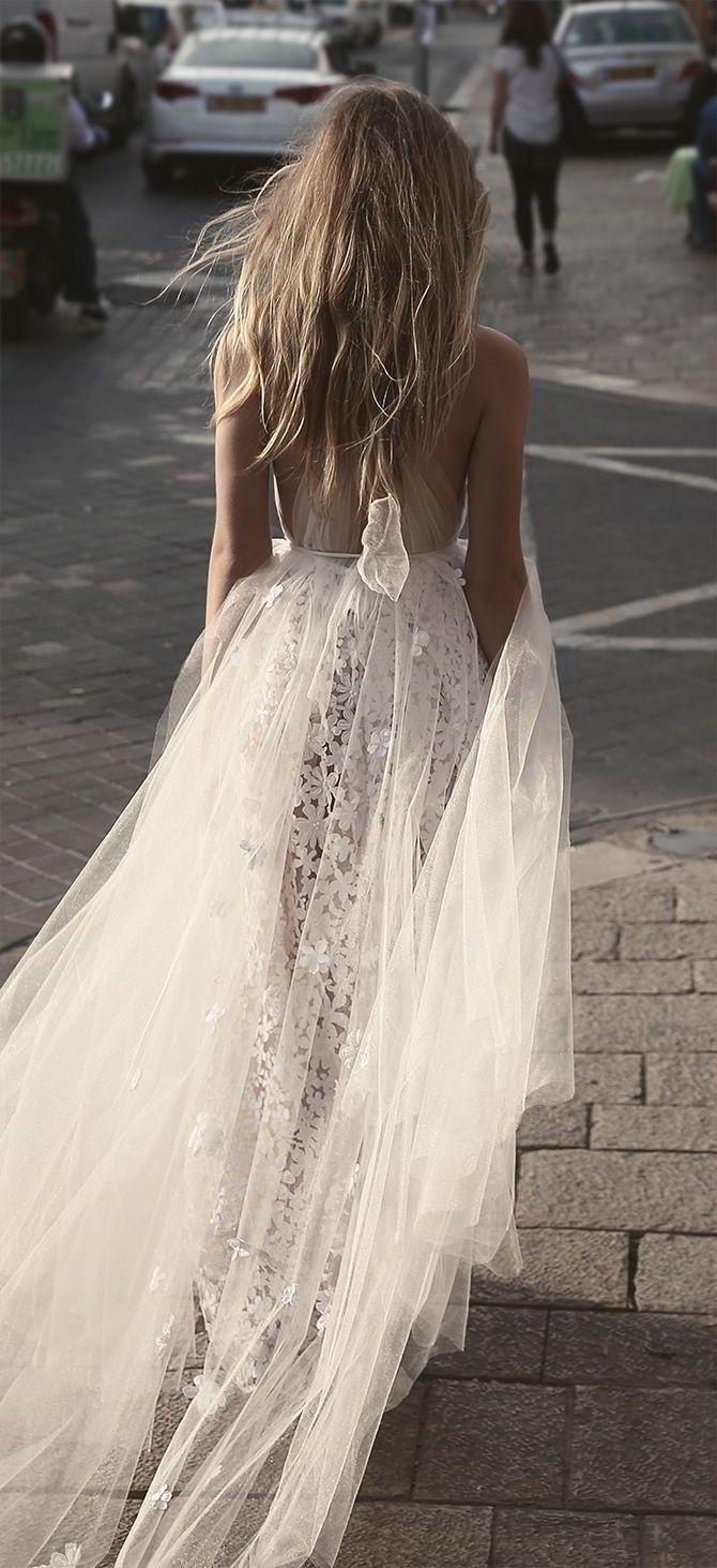 Woodland wedding dress  Rinat Shacham Summer  bridal collection  Heiraten  Pinterest
