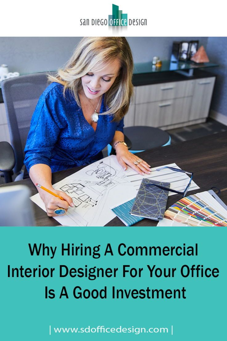 Why Hiring A Commercial Inerior Designer For Your Office